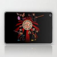 Sensei Pepper's Martial Arts Club Band Laptop & iPad Skin