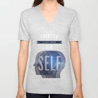 Self Unisex V-Neck
