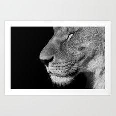 Your Majesty Art Print