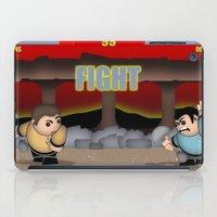 Trek Fight: Chubby Trek iPad Case