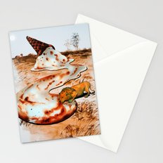 Dessert from Above Stationery Cards