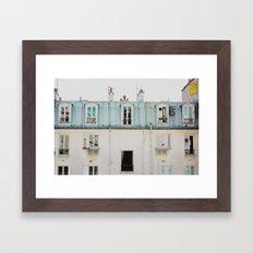 Paris Nº9 Framed Art Print