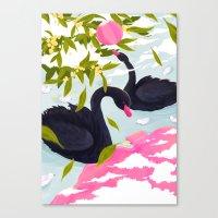 Perth Summer Canvas Print