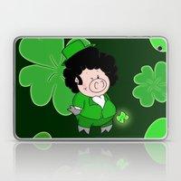 Luck of the Irish Laptop & iPad Skin
