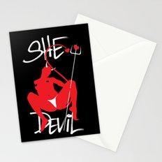 She Devil Stationery Cards