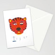 t i g e r Stationery Cards