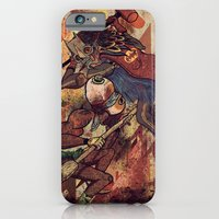 iPhone & iPod Case featuring Pancanacerta by zansky