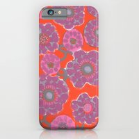 iPhone & iPod Case featuring Arabesque by Pink Pagoda Studio / Barbara Perrine Chu