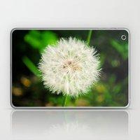 Dandelion. Laptop & iPad Skin