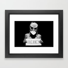 I Was Never Any Good At … Framed Art Print