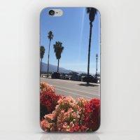 Santa Barbara Brunch iPhone & iPod Skin
