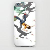 Fall Crash Infect iPhone 6 Slim Case
