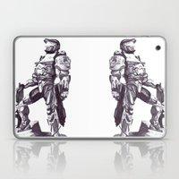 Master Chief 117 Laptop & iPad Skin