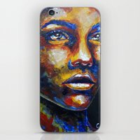 Speechless By Carographi… iPhone & iPod Skin