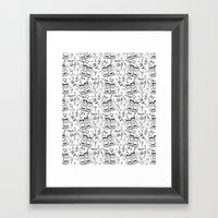 Mento/Ska/Rocksteady 8 Framed Art Print