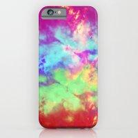 Painted Clouds Vapors II iPhone 6 Slim Case