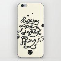 Dreams Pop! iPhone & iPod Skin