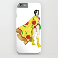 Pizza Woman iPhone 6 Slim Case