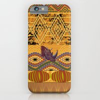 iPhone & iPod Case featuring Chipembere ... Africa by Sylvie Heasman