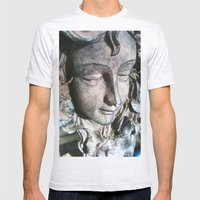 angel face Mens Fitted Tee Ash Grey SMALL