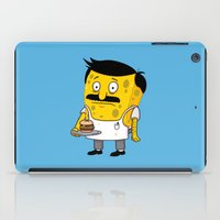 SpongeBob's Burgers iPad Case