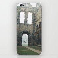 Gloomy Abbey iPhone & iPod Skin