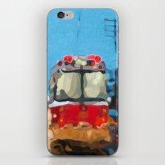 Rain Dance iPhone & iPod Skin