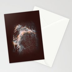DARK LION #2 Stationery Cards