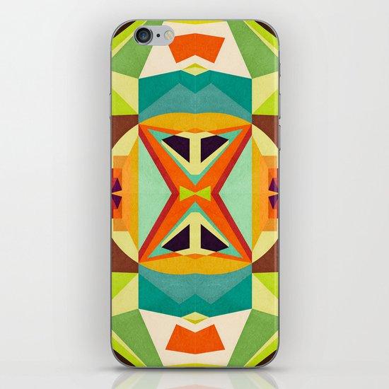 Seyonamara iPhone & iPod Skin