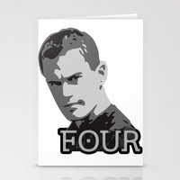 Divergent: Four Stationery Cards