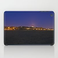 Lincoln At Dusk iPad Case