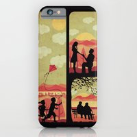 iPhone & iPod Case featuring Together always by UvinArt