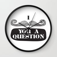 I Must Ask Wall Clock