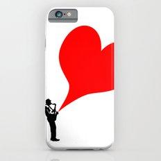 Big Heart Slim Case iPhone 6s