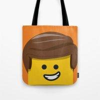 Brick Builder Tote Bag