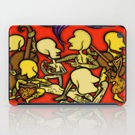 iPad Case featuring Ancient Melody by Ken Seligson