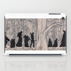 On the way (The Fellowship of the Ring, LOTR) iPad Case