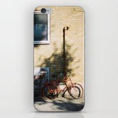 Red Bike iPhone & iPod Skin