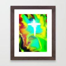 Rapture... a new beginning Framed Art Print