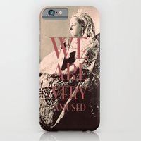 iPhone & iPod Case featuring ♡ Your Majesty? ♡ by mercury morning