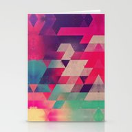 Stationery Cards featuring Sydeswype by Spires