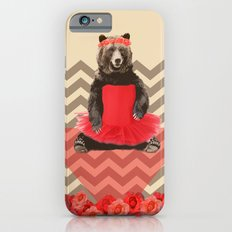the bear who wanted to become a dancer Slim Case iPhone 6s