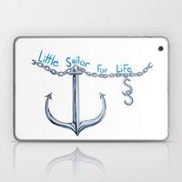 Sam Little Sailor Laptop & iPad Skin