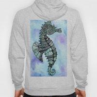 Tatoo Seahorse Hoody