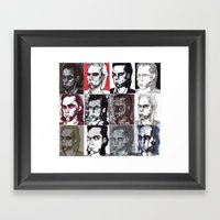 Nick Cave Galore Framed Art Print