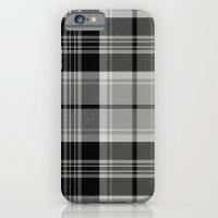 Black & White Tartan (va… iPhone 6 Slim Case