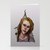 Hedge Witch 1 Stationery Cards