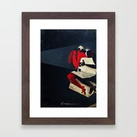 The Dreamers Framed Art Print