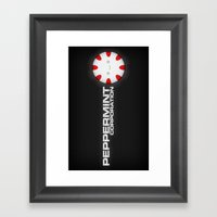 Peppermint Corporation Framed Art Print