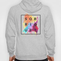 Sobriquet Watercolour. Hoody